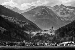 The castle after the storm (cesco.pb) Tags: italy alps castle canon italia alpi castello montagna montains altoadige sudtirol