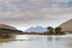 Early Light at Loch Droma (Geoff France) Tags: mountain lake water scotland highlands nikon mere scottishhighlands scottishlandscape geofffrance