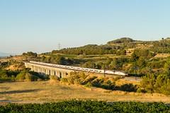 Trenhotel (evarujo) Tags: barcelona train tren coruña siemens railway galicia canonef2470mmf28lusm vigo renfe 252005 altpenedes adif trenhotel subirats canoneos7d 252011 canbatista
