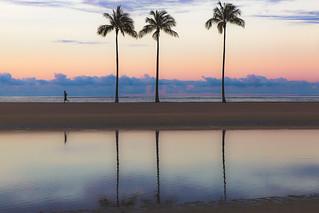 The Morning Run, Hawaii Style