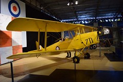 "de Havilland DH.82 Tiger Moth 2 • <a style=""font-size:0.8em;"" href=""http://www.flickr.com/photos/81723459@N04/28401100793/"" target=""_blank"">View on Flickr</a>"