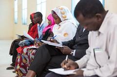 Community Mobilisers training (UN Migration Agency (IOM)) Tags: niger iom cwc oim