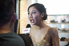 Celebrity Interview (Van Mai Huong) (tj.blackwell) Tags: vietnam saigon hochiminhcity urban summer travel city tourism world sony a7 a7ii modern life wow vanmaihuong singer pretty girl celebrity famous vietnamese fashionshow aodai district1