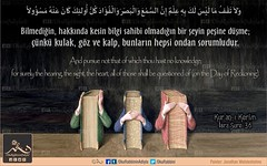 Kerim Kur'an - sra 36 (Oku Rabbinin Adiyla) Tags: allah kuran islam ayet verse god religion bible muslim hadis hadisler ayetler ayetullah holybook holyquran oku okurabbini tevhid islamic walpaper