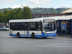 N.A.T Group 350 (Welsh Bus 16) Tags: natgroup adl enviro200 350 yx64vrc caerphilly