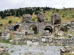 Ephesus_15_05_2008_5 (Juergen__S) Tags: ephesus turkey history alexanderthegreat paulua celcius library romans outdoor antiquity