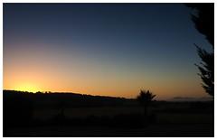 Morning has broken (Vintage lens lover) Tags: sonnenaufgang sonne mallorca landschaft