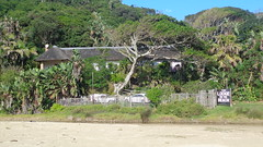 The Lodge on the Beach - Second Beach (Rckr88) Tags: the lodge beach second secondbeach thelodgeonthebeach port st johns portstjohns easterncape eastern cape southafrica south africa beachsand sand sea water ocean coastline coast coastal greenery green forest forests garden gardens travel outdoors nature