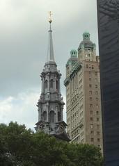 St. Paul's Church (pasa47) Tags: newyork nyc 2016 sony wx10 pointshoot ny downtown lowermanhattan worldtradecenter