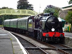 Swanage Railway 2016 (Daves Portfolio) Tags: swanage railway steam swanagesteamrailway dorset corfe castle station train locomotive 2016