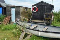 Huts and Boats (Bob Hawley) Tags: riverblyth nikond7100 nikon24f28 boats buildings huts southwoldharbour suffolk summerholidays england