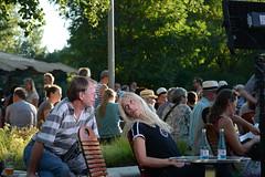 Anja Caspary (Chris Grabert) Tags: radioeins rbb parkfest berlinerabendschau berlin kreuzberg gleisdreieck park nikon caspary