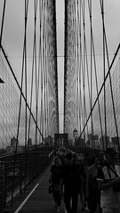 #blackandwhite  #newyorkcity  #NYC (MartnSantaFe) Tags: nyc blackandwhite newyorkcity
