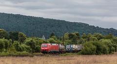 3187_2016_07_16_Haunetal_Neukirchen_DB_152_056_mit_Containerzug_KT_50108_Leipzig_Wahren_Ubf_-_Mnchen_Riem_Ubf (ruhrpott.sprinter) Tags: ruhrpott sprinter deutschland germany nrw ruhrgebiet gelsenkirchen lokomotive locomotives eisenbahn railroad zug train rail reisezug passenger gter cargo freight fret diesel ellok hessen haunetal boxxboxxpress db egp ell hhla hsl hvle lbllocon metrans mrcedispolokdispo bb railpoolrpool rbh rhc schweerbau sbbc txltxlogistik wienerlokalbahnencargo 143 145 152 182 185 193 218 270 428 650 1264 1266 421 es64u2 es64f4 greencargo ice r5 outdoor logo natur sonnenaufgang graffiti rinder