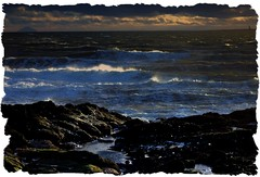 seascape (Duncan the road rebel) Tags: water scottishlandscape scotland scottish scotlandslandscape scotlandscoastline scottishcoastline ailsacraig paddysmilestone shoreline shore waterside outdoor outside roughwater waves