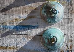 Studs (Maria Sciandra) Tags: mariasciandraphotography mexico sanmigueldeallende wwwmariasciandracom shadows minimal texture blue turquoise