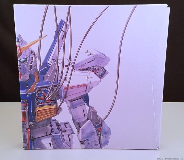 Zeta Gundam Laserdisc Box Set I 2 by Judson Weinsheimer
