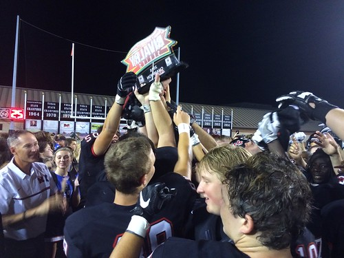 """Maryville vs Alcoa-September 9, 2016-Great American Rivalry Series • <a style=""""font-size:0.8em;"""" href=""""http://www.flickr.com/photos/134567481@N04/29471243572/"""" target=""""_blank"""">View on Flickr</a>"""