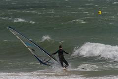 Poole Bay and Harbour August 2016 (12 of 26) (johnlinford) Tags: beach coast parkstone poole poolebay pooleharbour sandbanks sea tides water waves surfing windsurfing watersports dorset landscape