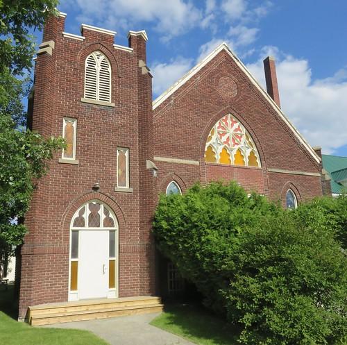 United Pentecostal Church (Fort Frances, Ontario)