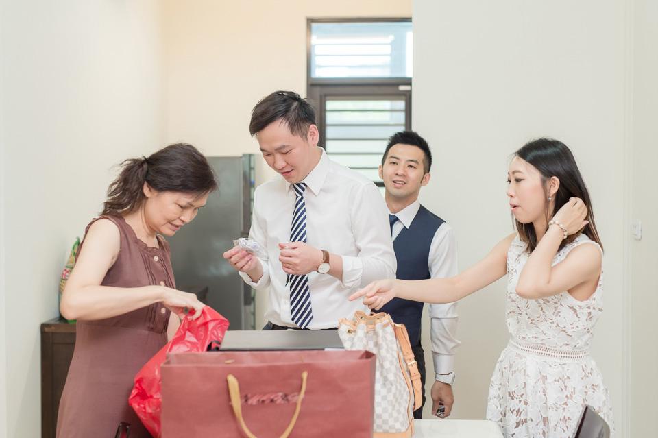 台南婚攝 情定婚宴城堡永康館 婚禮紀錄 C & V 017