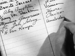 named (annacarvergay) Tags: cursive handwriting calligraphy namethatfilm 1940