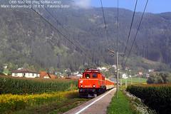 1020 018 (FS81) Tags: obb 1020 regionale drautalbahn trenistorici