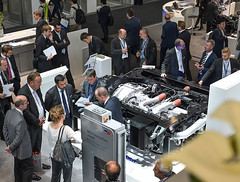Innotrans2016_11 (Rolls-Royce Power Systems AG) Tags: mtu innotrans rollsroyce power systems rail bahn locomotive engine powerpack