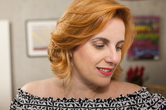 Roberta (Flavio Della Torre) Tags: retrato portrait woman redhead