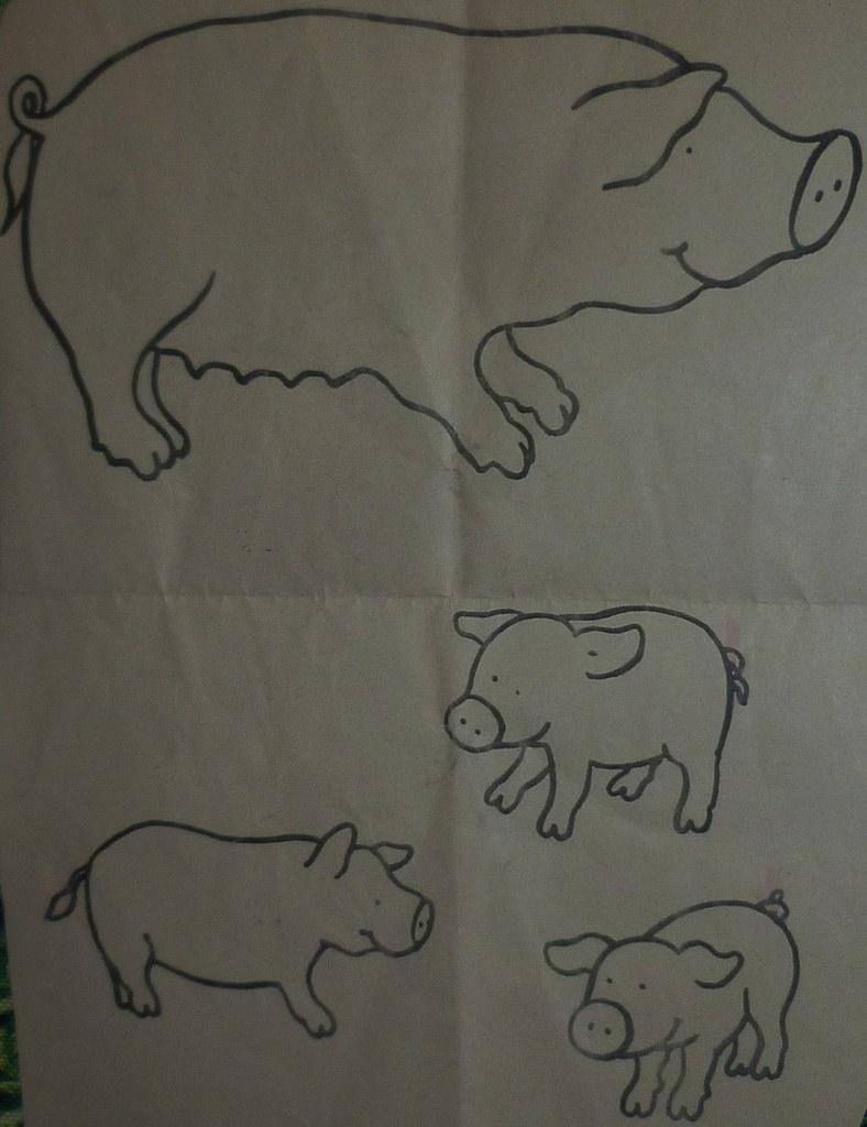 The World S Best Photos Of Papier And Schwein Flickr Hive Mind
