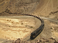 Ferronor, Ascenso desde Estacin Montandn. 4 (DeutzHumslet) Tags: chile station train canon gm desert atacama estacion desierto 83 82 g12 sx20 potrerillos emd montandon ferronor