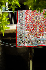 Colors (Joqd) Tags: color colour carpet persian iran terrace patio ahvaz