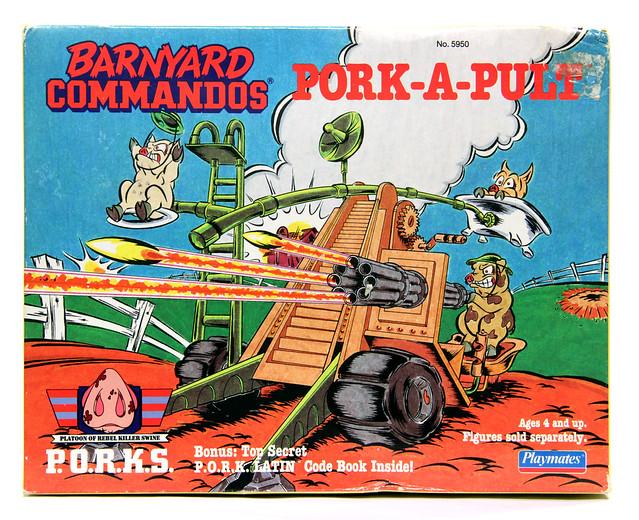 Barnyard Commandos – R A M S – Series 1