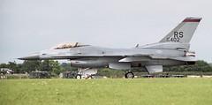 General Dynamics F-16C Fighting Falcon (Nigel Musgrove-2.5 million views-thank you!) Tags: tattoo germany general air international 1991 dynamics raf tfw fairford afb 86th tfs ramstein iat f16c usafe 851402 526th