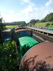 1st July 2012 (DerekTP) Tags: diesel railway loco swanage fowler shunter 4210132