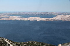 island pag (cyberjani) Tags: sea island wind bora pag adriatic nationalgeographic blinkagain