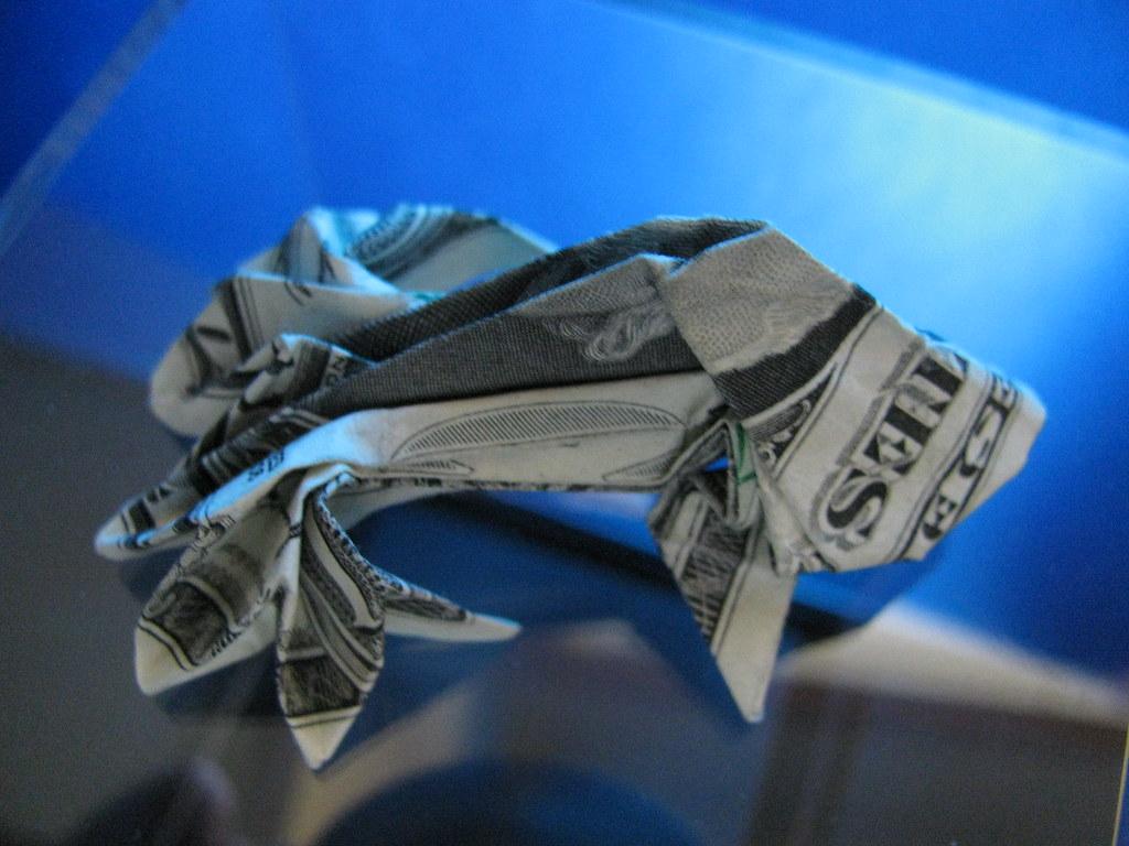 The worlds best photos of goldfish and money flickr hive mind fantail fish original morpheology tags fish money origami goldfish dollar fold fantail jeuxipadfo Choice Image