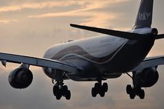 [18:36] W30101 LOS-LHR (A380spotter) Tags: london heathrow finals airbus arrival 500 approach beacon 5k ara lhr a340 strobe threshold w3 ourladyofperpetualhelp hfy egll hifly 27r arikair runway27r shortfinals cstfw w30101 loslhr wingsofnigeria