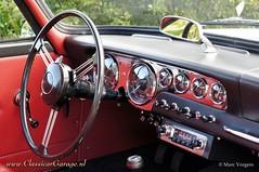 1961 Triumph Italia 2000 dashboard (ClassicarGarage / Marc Vorgers) Tags: pix italia 2000 sony sigma 1600 triumph marc dashboard slt 1961 retina a77 ipad 70200f28 armaturenbrett a55 vorgers classicargarage sal1650ssm