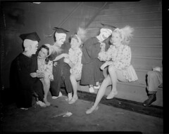 Circus (Boston Public Library) Tags: events clowns circusperformers lesliejones