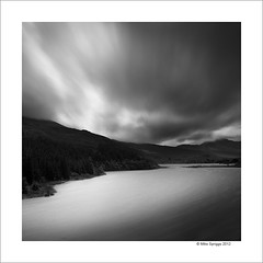Snowdonia 03 (Mike. Spriggs) Tags: lake wales clouds landscape long exposure snowdonia