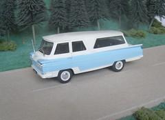 Start. CTAPT (dougie.d) Tags: start gaz soviet zil russian volga modelcar ussr 143 ctapt modelauto