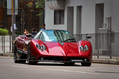 [Explored #487] || Pagani Zonda F, Kowloon Bay, Hong Kong (Kevin Ho  Photography) Tags: red white black classic beauty hongkong italian italia performance ferrari f porsche enzo bugatti lamborghini coupe supercar absolute gallardo zonda admiralty veyron roadster automobili pagani topgear sps aaronkwok 599 automative 458 kowloonbay huayra hypercar worldcars aventador lp7004 fk996