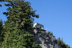 Park Butte lookout (mattsj1984) Tags: mountains landscapes cascades parkbutte