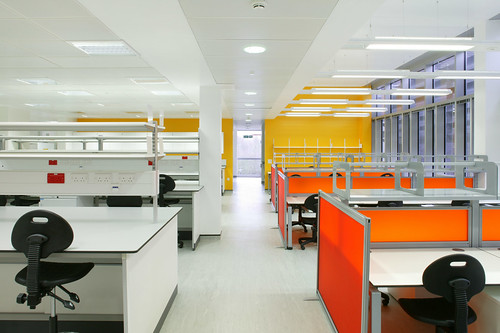 Mechanochemical Cell Biology Building by BMJ Architects
