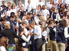 Welcoming Home Team USA! (UKinUSA) Tags: uk usa sports sport whitehouse olympics bp obama paralympics london2012 olympians teamusa usoc joebiden michelleobama presidentobama ukinusa