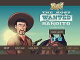 頭號通緝犯(The Most Wanted Bandito)