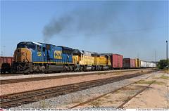 CSXT4782_UP349_683GB_151010 (Catcliffe Demon) Tags: usa texas railways uprr railroading gp382 csxt unionpacificrr csxtransportation sd70mac sd70ac usatrip7oct2010