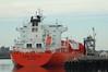 Bow Sirius (jelpics) Tags: ocean sea boston harbor boat ship vessel bergen bostonma tanker bostonharbor merchantship bowsirius