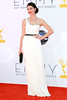 Jessica Pare 64th Annual Primetime Emmy Awards, held at Nokia Theatre L.A. Live - Arrivals Los Angeles, California